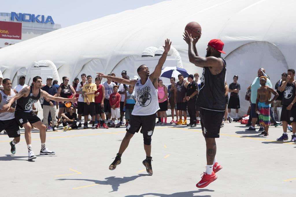 GAME Hard Knock Hoops LA Basketball